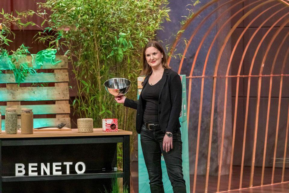 """Lara Schuhwerk präsentiert""""Beneto Foods"""""""
