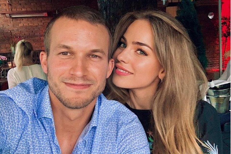 Florian Frowein und Livia Mischel