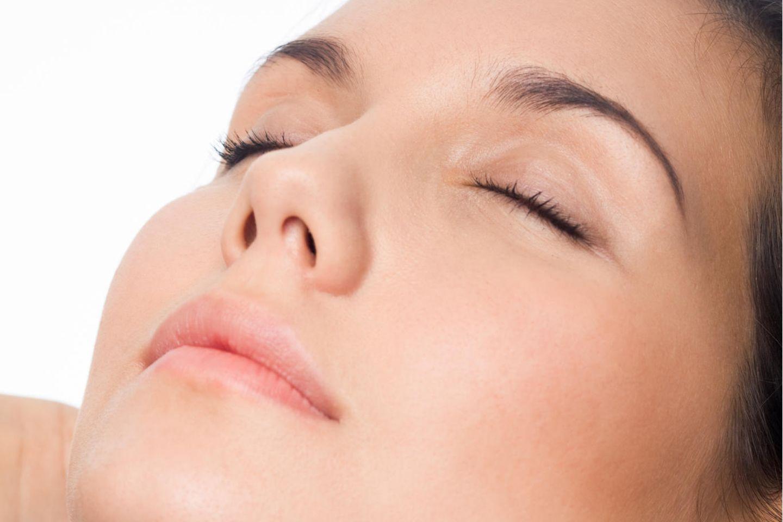Nasenhaare entfernen