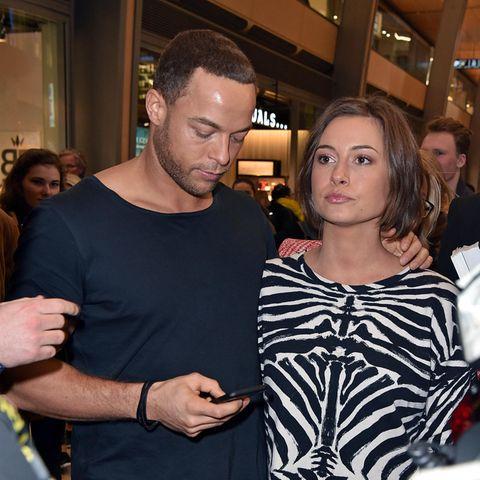 Andrej Mangold und Ex-Freundin Jennifer Lange