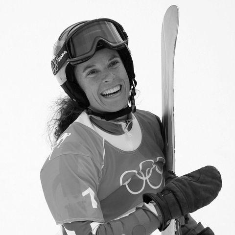 Julie Pomagalski (†40)