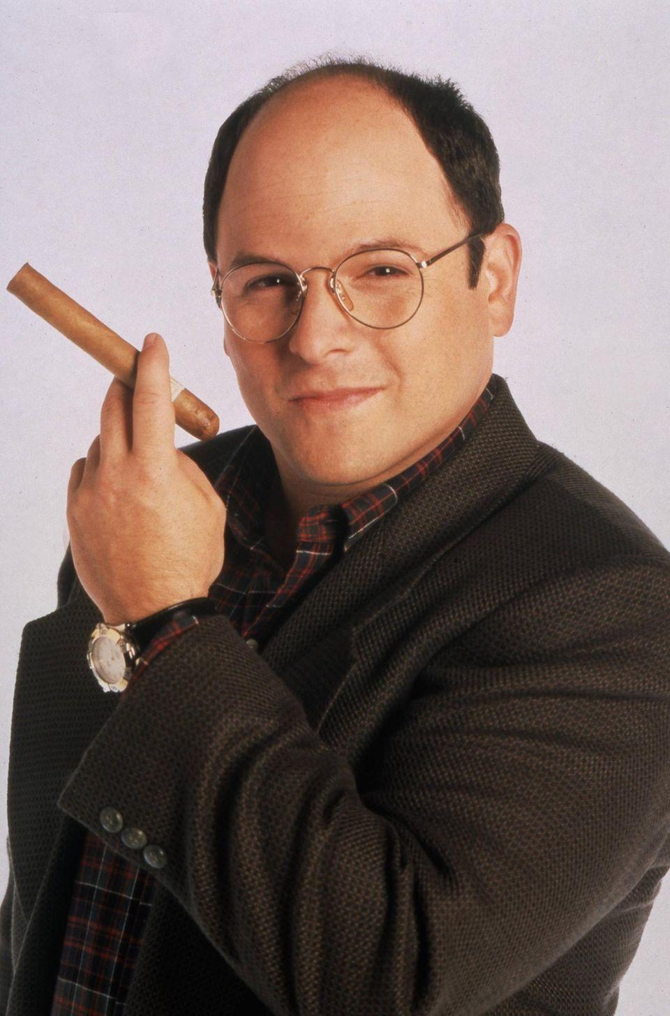 """Jason Alexander in """"Seinfield"""""""