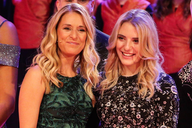 Stefanie Hertel und Johanna Mross