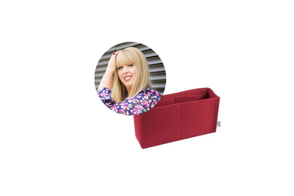 Ein Organizer für dieLieblings-Designer-Bag? Head of Beauty- & Fashion Nane hat das getestet.