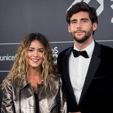 Sofia Ellar und Álvaro Soler