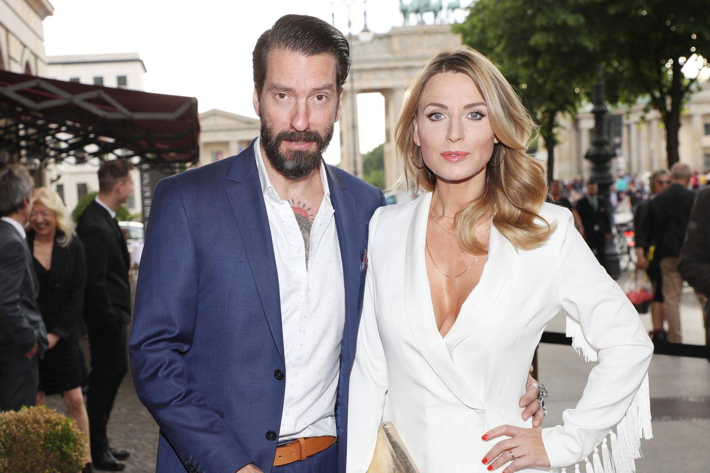Alec Völkel und seine Frau Johanna