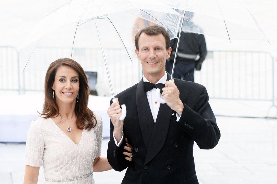 Prinzessin Marie und Prinz Joachim von Dänemark