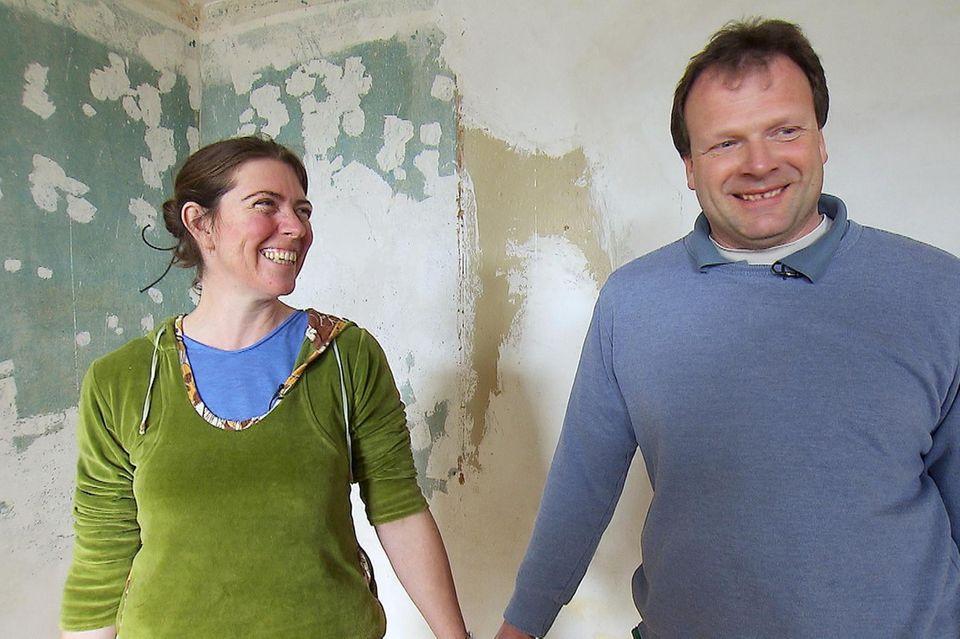 Maya und Andy