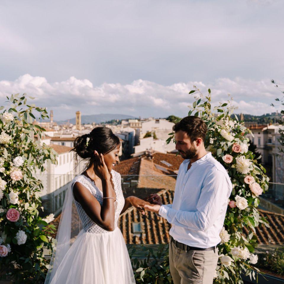 Eheversprechen : Wie das Gelöbnis richtig schön wird