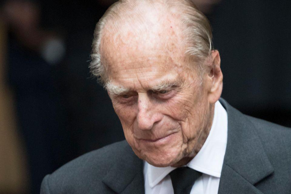 Prinz Philip (1921 - 2021)