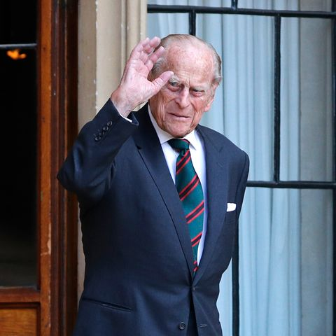 Prinz Philip(†99)