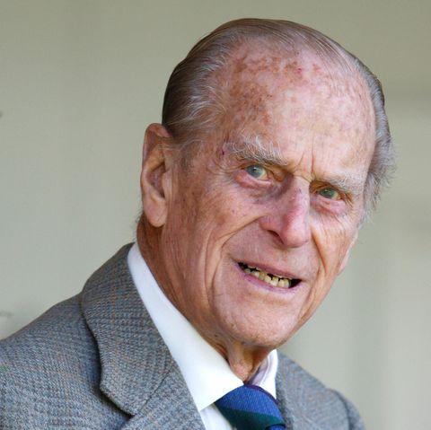 Prinz Philip (†99)