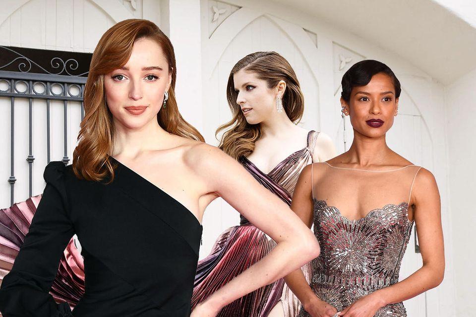 BAFTAs 2021: Die schönsten Looks der Verleihung
