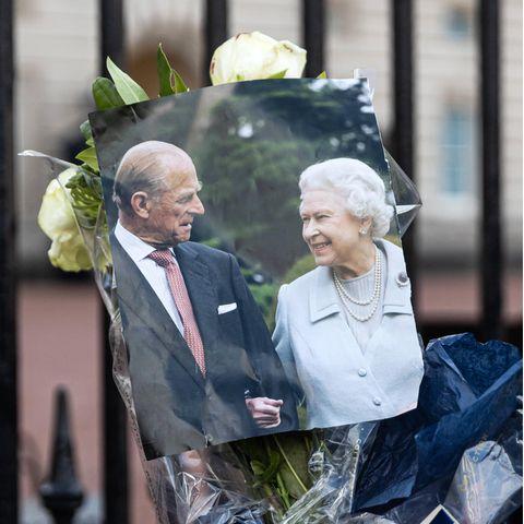 Prinz Philip (†99): Die Welt trauert um den Herzog von Edinburgh