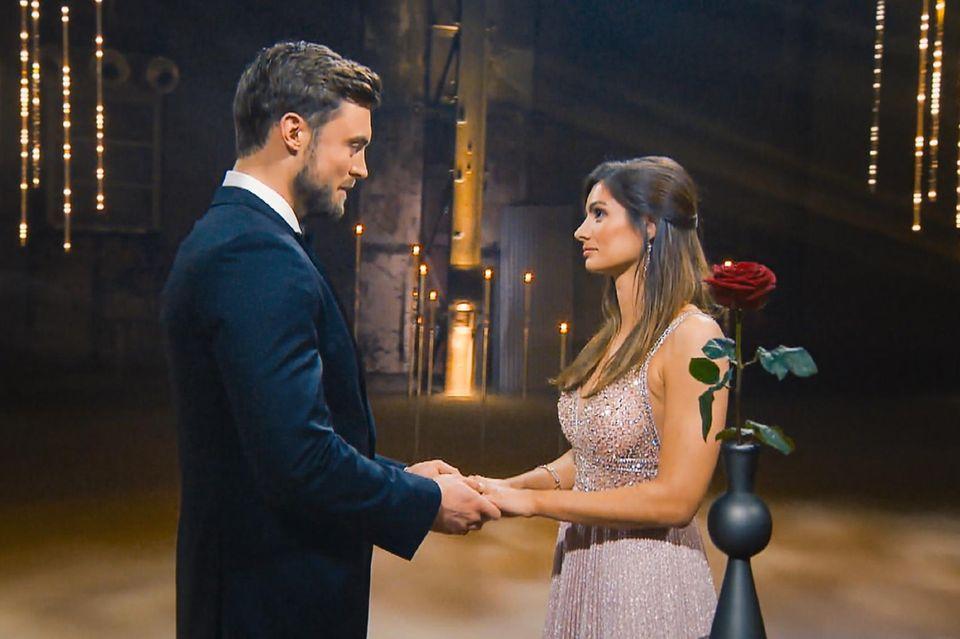 """Niko Griesert und Michèle de Roos in Finale von """"Der Bachelor"""""""