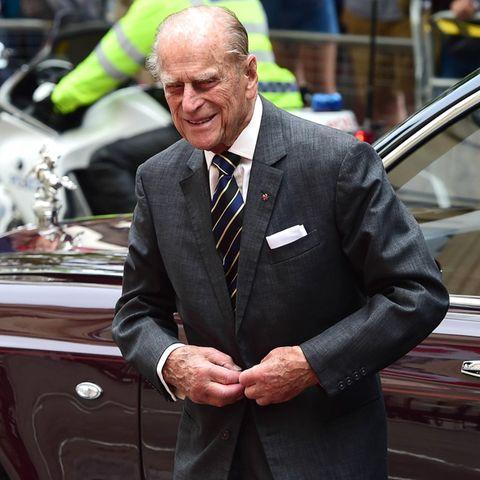 Prinz Philip.