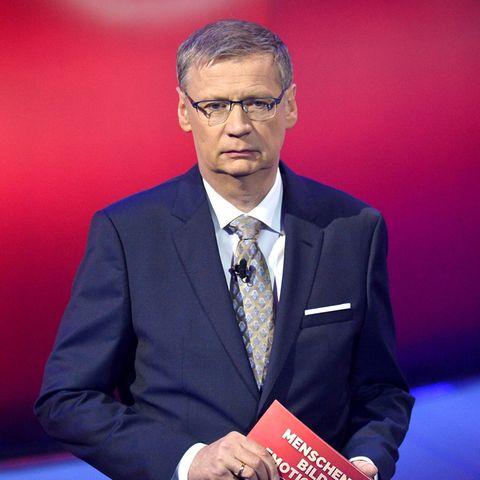 Günther Jauch musste sich erneut krankmelden.