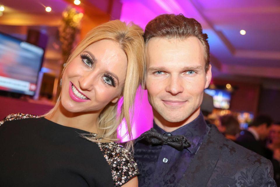 Kathrin Menzinger undVadim Garbuzov