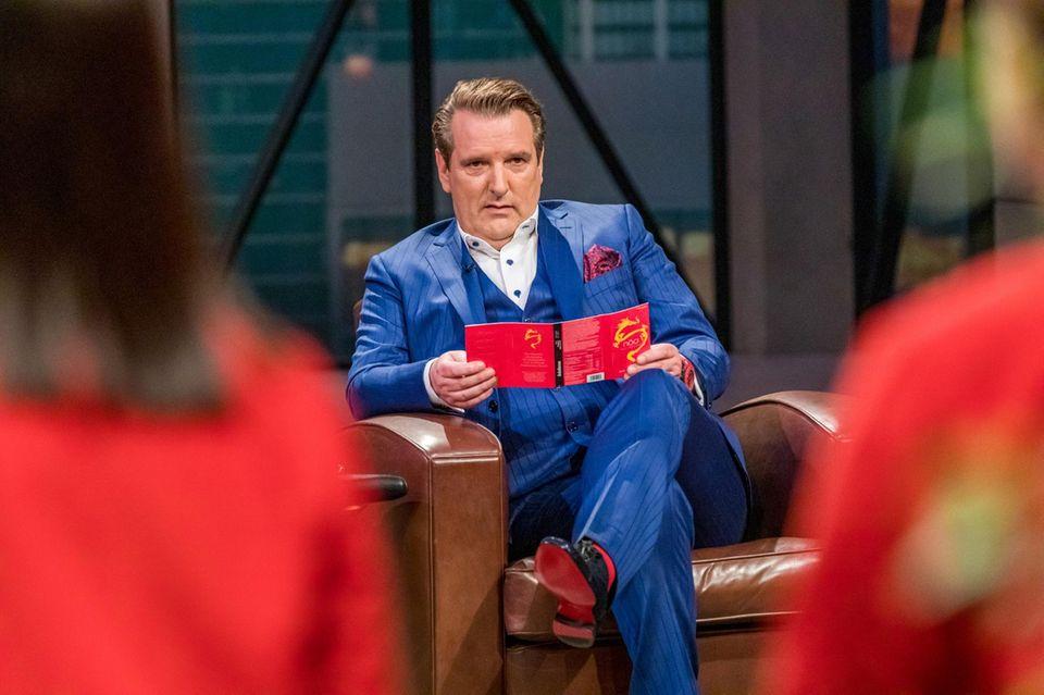 """Ralf Dümmel will einen Deal mit """"Qinao"""""""