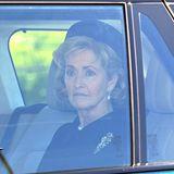 Penny Brabourne, GräfinMountbattenvonBurma, ist die engste Vertraute von Prinz Philip gewesen.