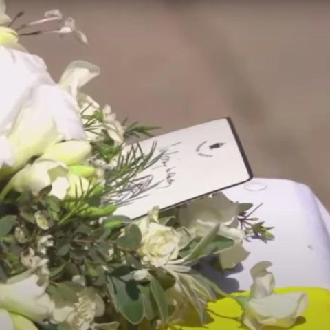 Der Brief der Queen an ihren verstorbenen Mann.