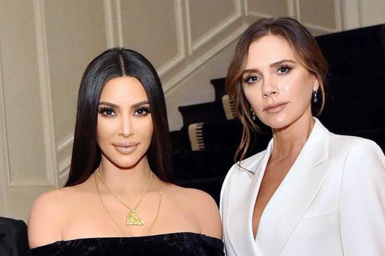 Kim Kardashian, Victoria Veckham