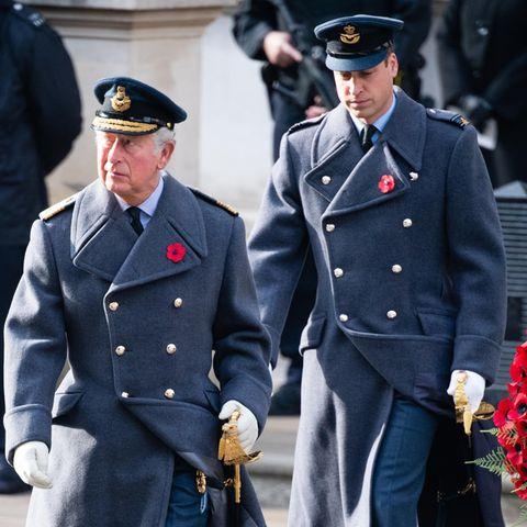 Prinz Charles und Prinz William müssen jetzt wichtige Entscheidungen treffen.