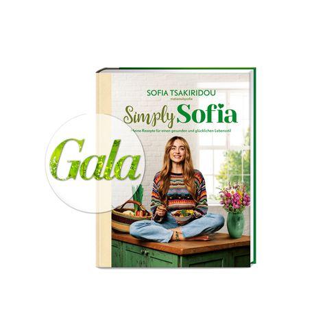 """Während ihrer Ausbildung zur Yogatrainerin in Guatemala hat Model und Social-Media-Star Sofia Tsakiridou erlebt, wie genussvoll und abwechslungsreich eine rein pflanzliche Ernährung sein kann. Ihre liebsten Gerichte hat sie jetzt in ihrem Buch """"Simply Sofia"""" zusammengefasst. Unser Favorit: Das vegane French Toast – einfach nur ein Traum! """"Simply Sofia: Meine Rezepte für einen gesunden und glücklichen Lebensstil"""", ZS Verlag GmbH, kostet ca. 23 Euro"""