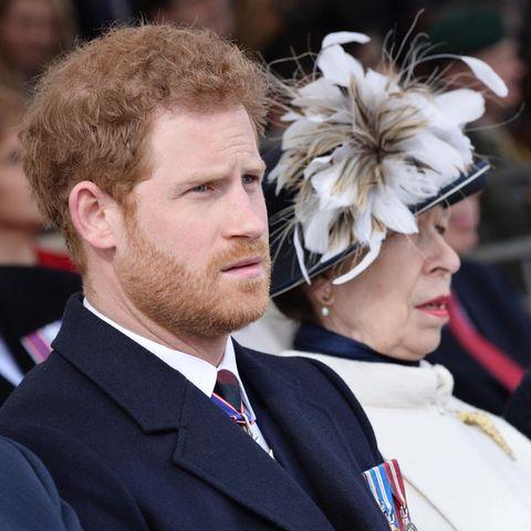 Das Vertrauensverhältnis zwischen Prinz Harry und Prinzessin Anne ist schwer geschädigt.