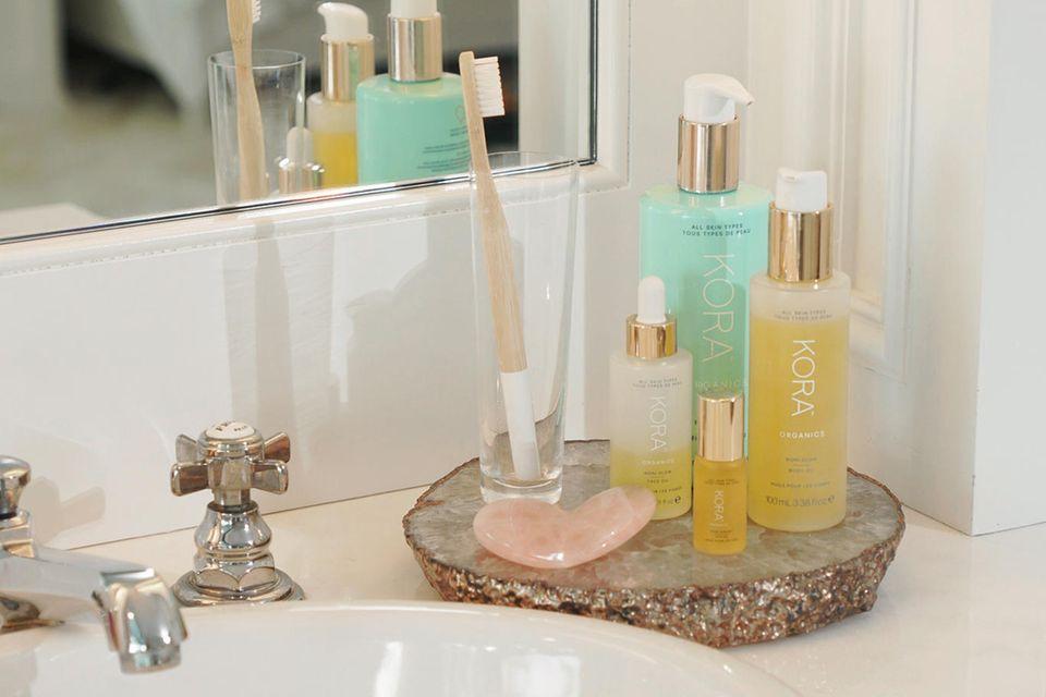 Miranda Kerr: So sieht ihre Beautyroutine aus