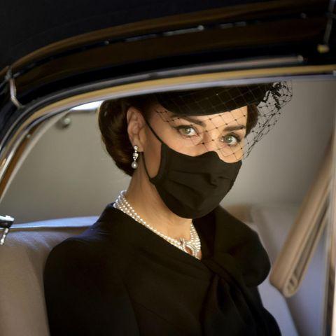 Herzogin Catherine.