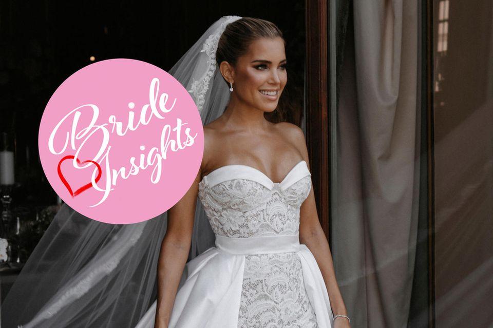 Sylvie Meis an ihrer Hochzeit, 19. September 2020