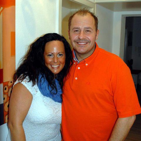 Mirella Fazzi und Willi Herren (†45) waren von 1993 bis 2003 ein Paar