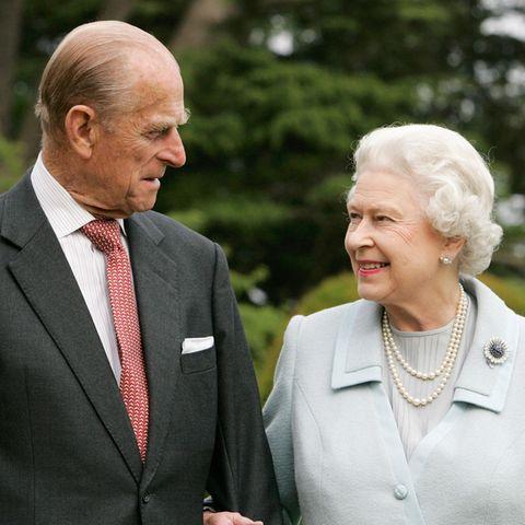Prinz Philip (†99), Queen Elizabeth