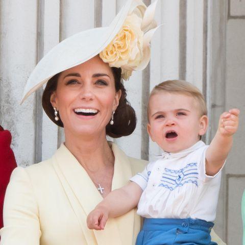 Herzogin Catherine, Prinz Louis
