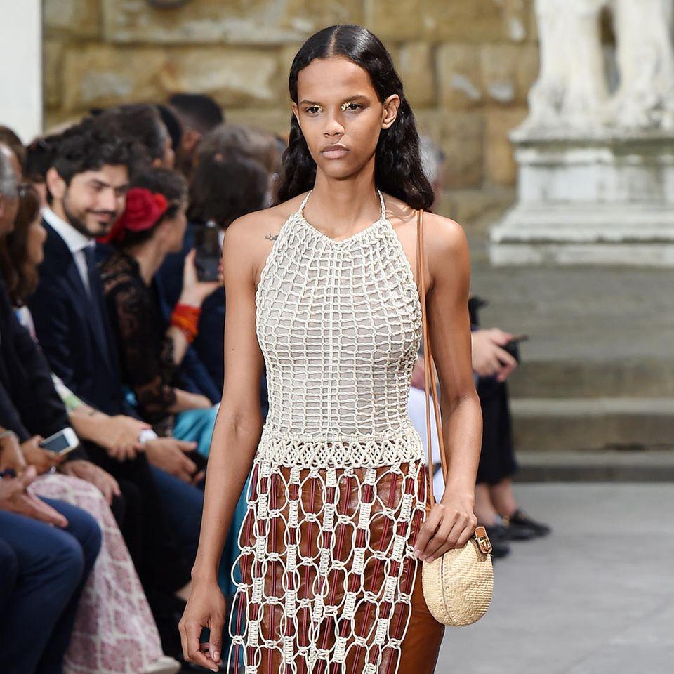 Fashion: Häkel-Kleidungsstücke sind angesagt