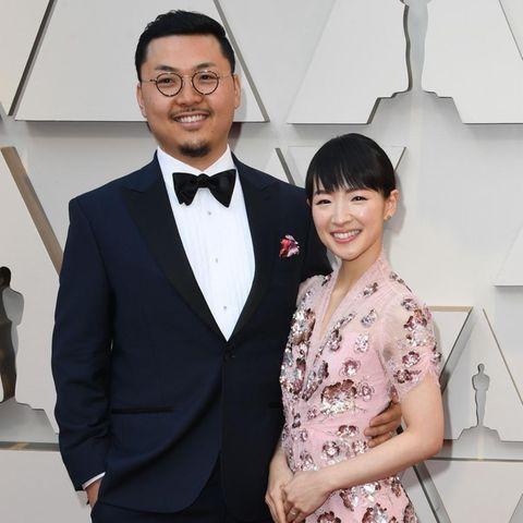 Marie Kondo mit Ehemann Takumi Kawahara