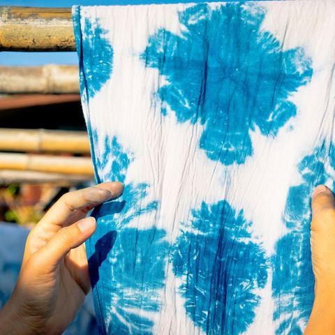 Batiken: Einfache Anleitung für die DIY-Technik