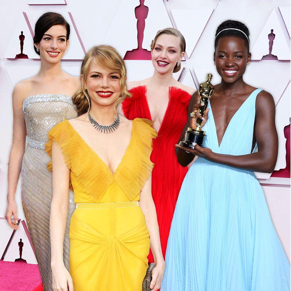 Traumhafte Red-Carpet-Momente: Diese Oscar-Looks sind unvergesslich!