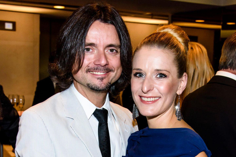 Lanny Lanner und Stefanie Hertel