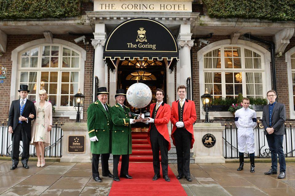 """Das Hotel """"The Goring"""" ist bei den Royals beliebt."""
