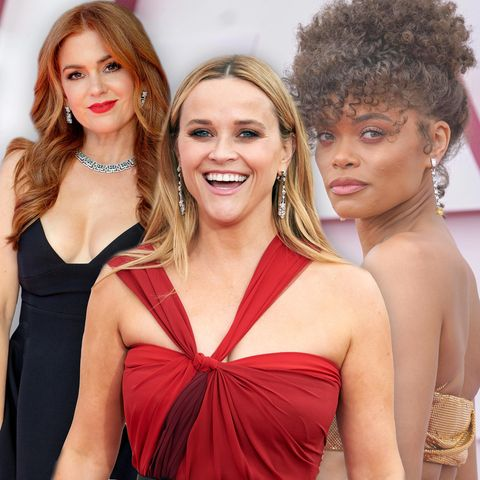 Isla Fisher, Reese Witherspoon + Andra Day