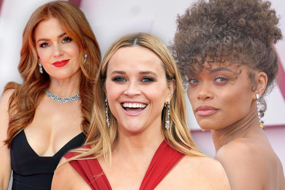 Isla Fisher, Reese Witherspoon +Andra Day