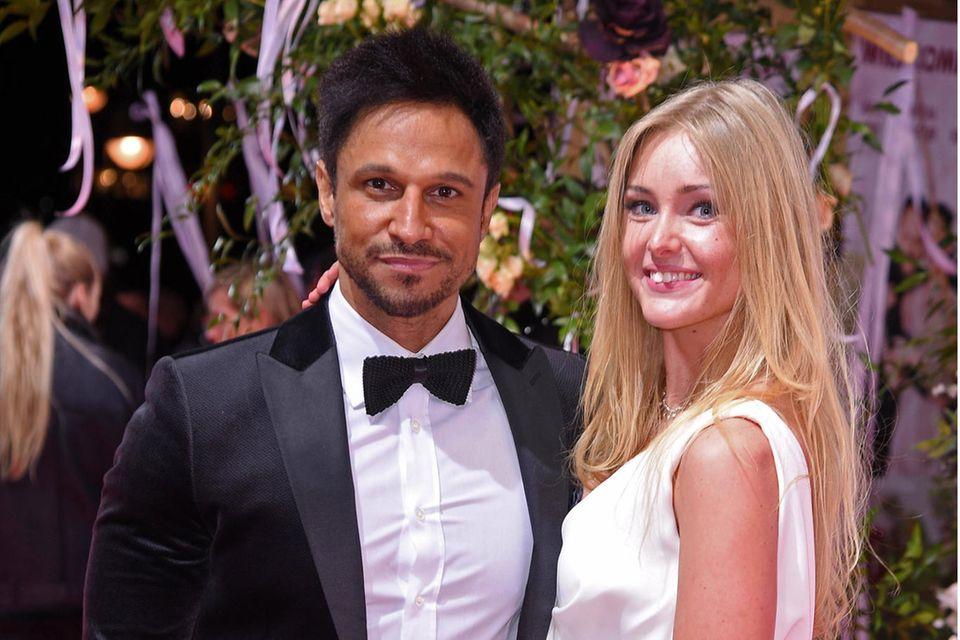 Daniel Aminati und Patrice Eva Fischer