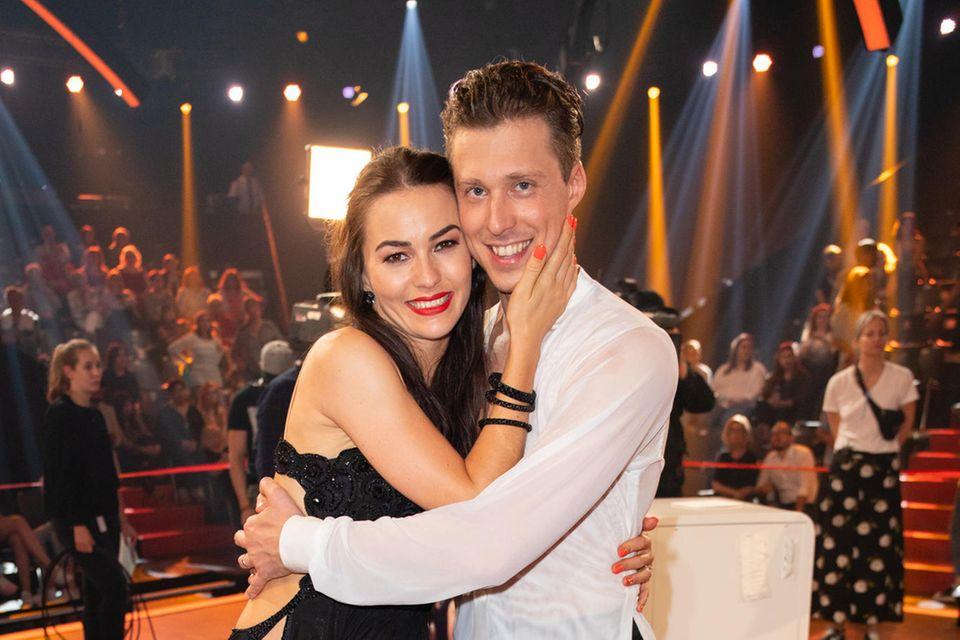 Valentin und Renata Lusin