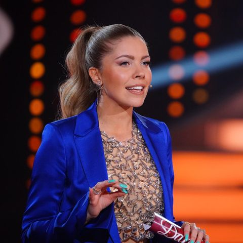 """Let's Dance""-Moderatorin Victoria Swarovski"