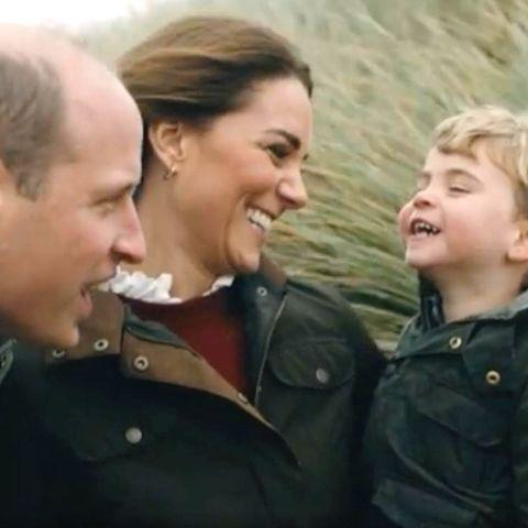 Prinz William; Herzogin Catherin; Prinz Louis