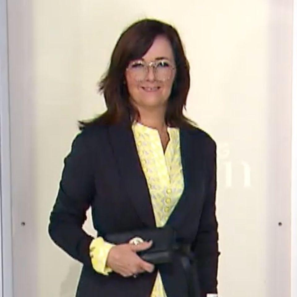 Kandidatin Christina bei Shopping Queen