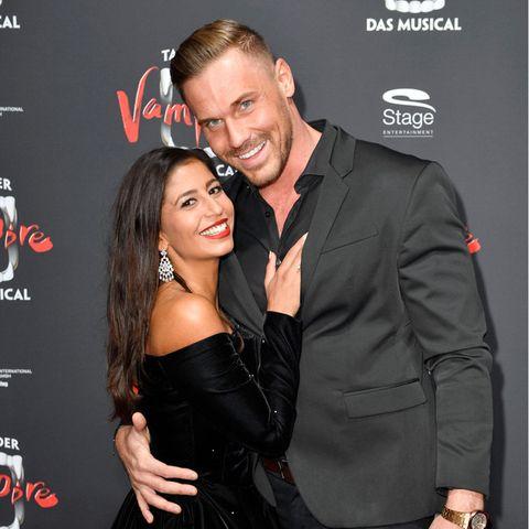 Eva Benetatou und Chris Broy