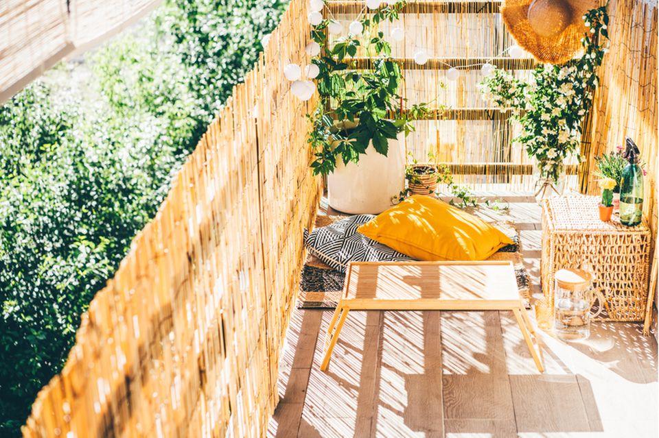 Balkon gestalten: Die schönsten Tipps und Inspirationen zum Wohlfühlen